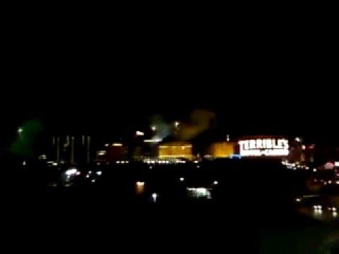 Las Vegas 2010 Fireworks display