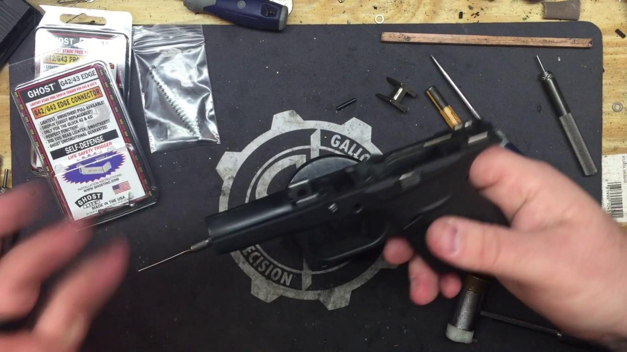 G43 Parts Install