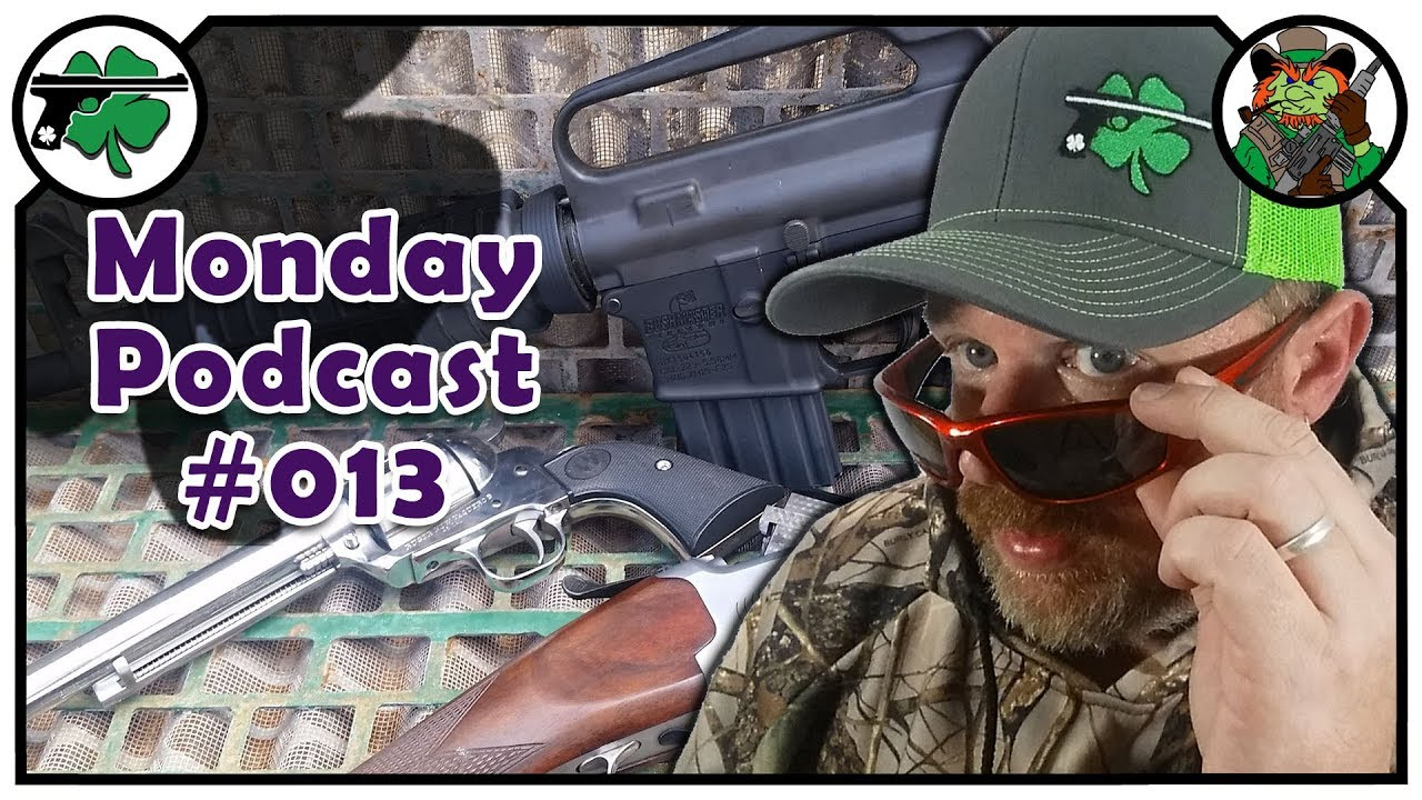 The Monday Podcast #013