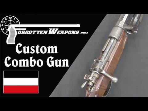 A Unique Pre-WWI Custom Combination Gun