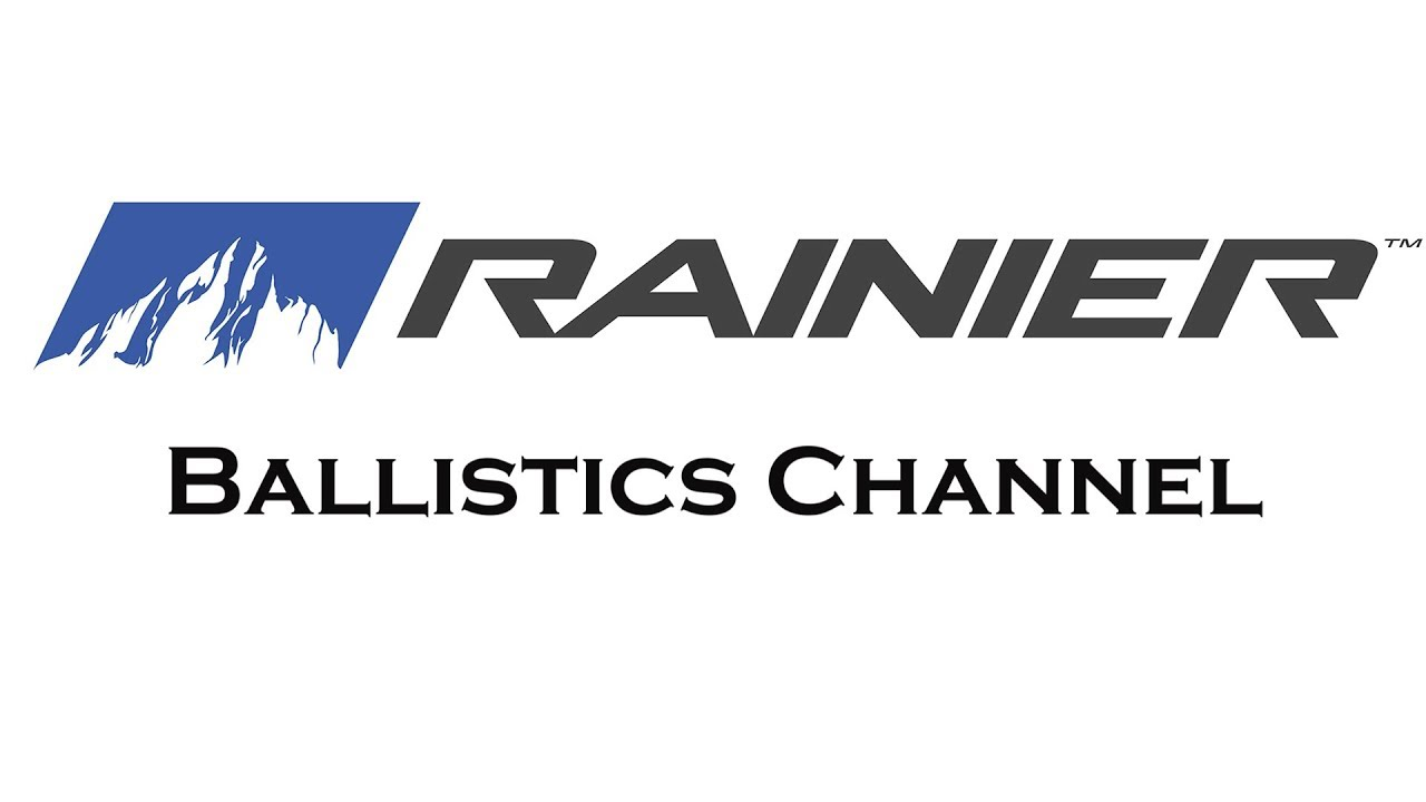 The Introduction to the Rainier Ballistics Channel