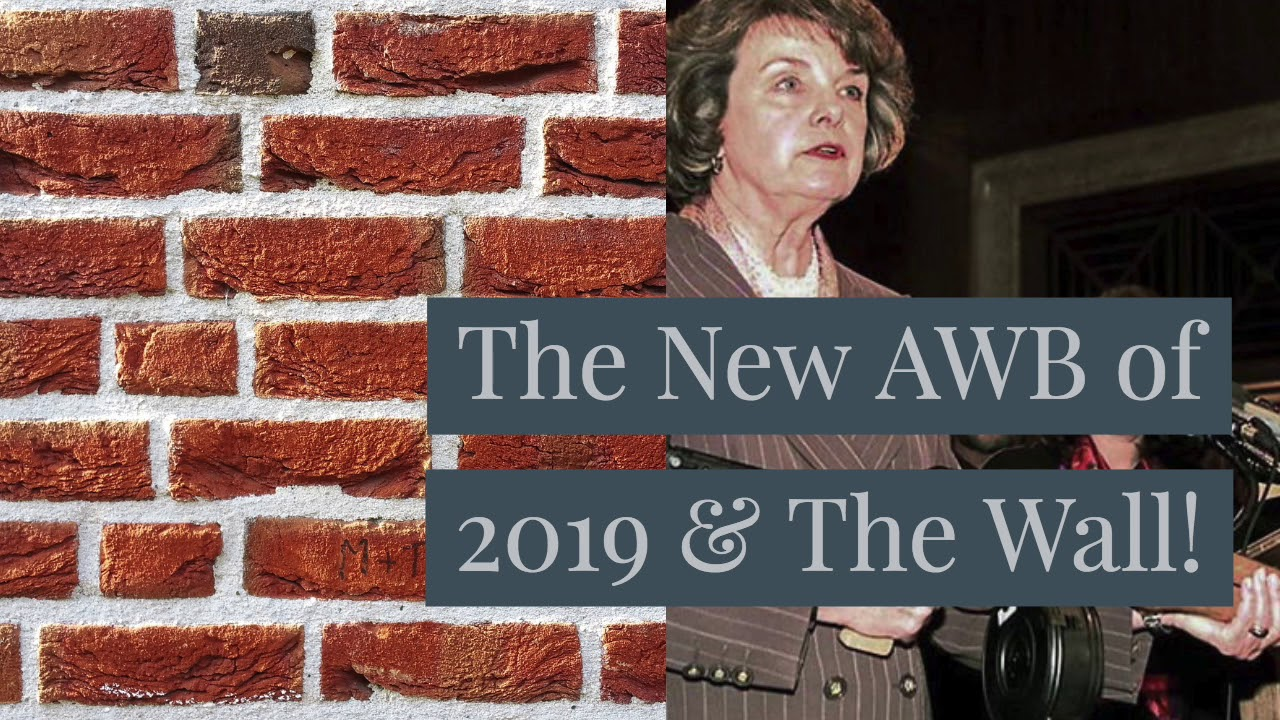 Patriot News Podcast Replay: The New AWB of 2019 and The Wall!