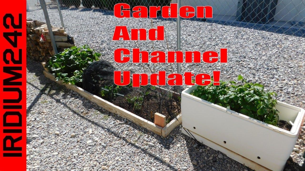 Garden And Channel Update