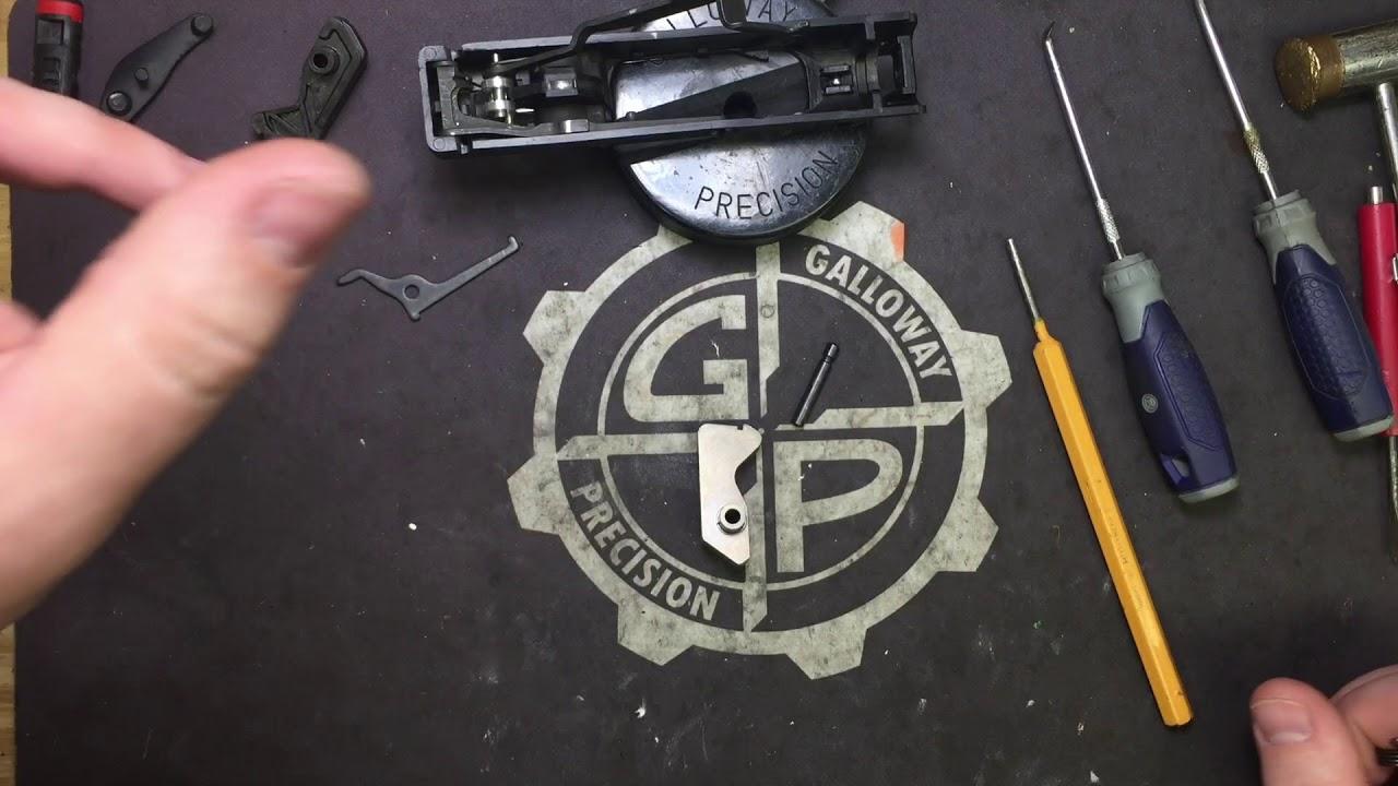 Beretta CX4 Hardened Hammer Installation and Function Check