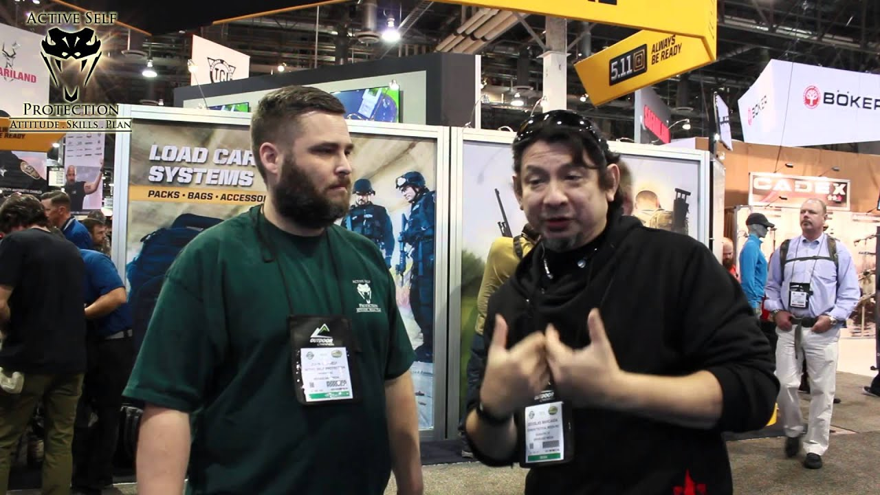 SHOT Show 2015: Doug Marcaida Interview