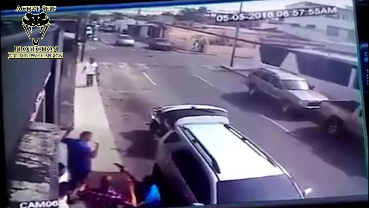 Armed Robbers Murder Victim Who Isn't Compliant Enough