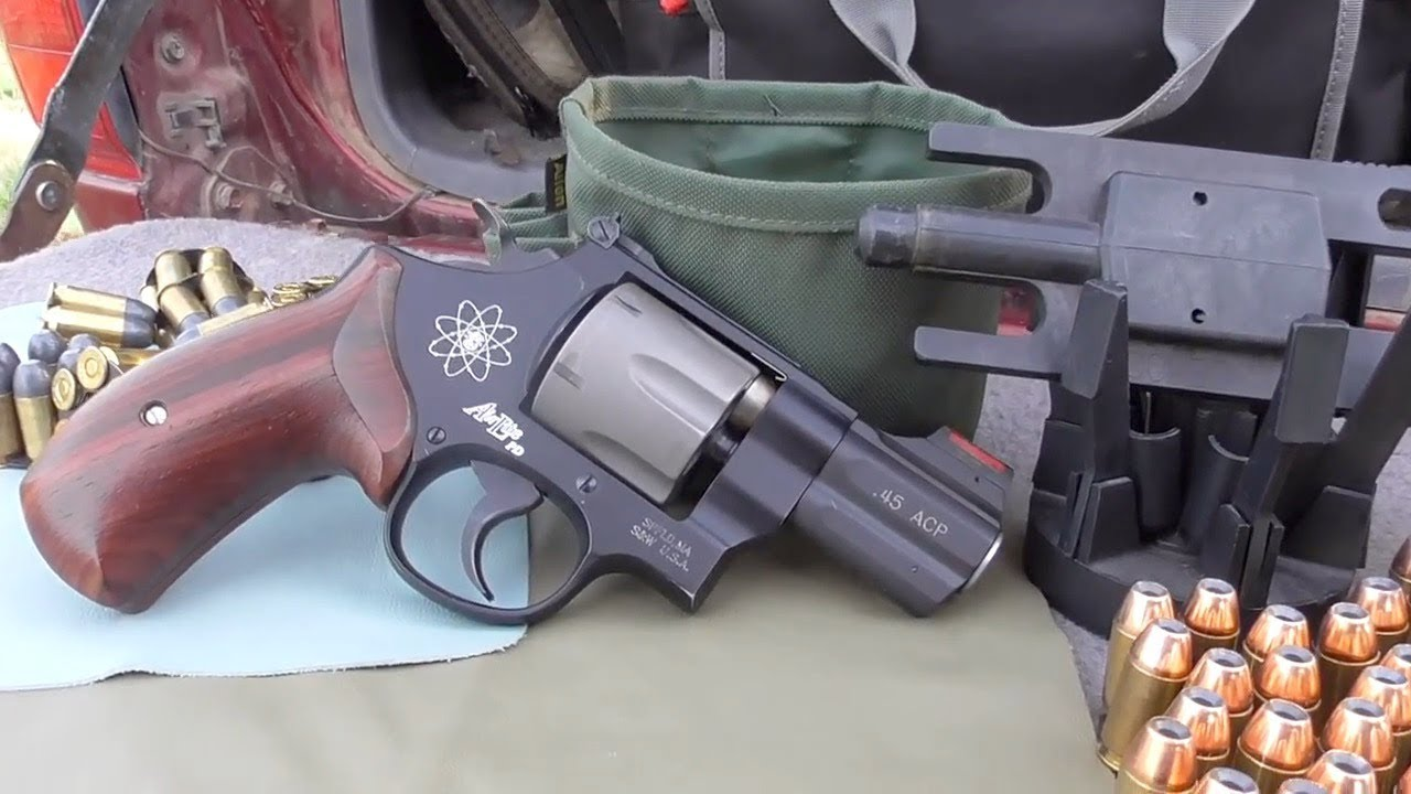 Smith & Wesson 325PD  45 ACP Review