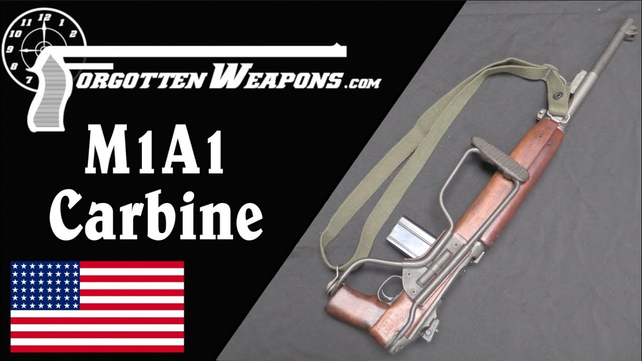 How to Identify a Real M1A1 Carbine vs a Fake
