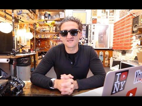 Casey Niestat Ends His Vlog