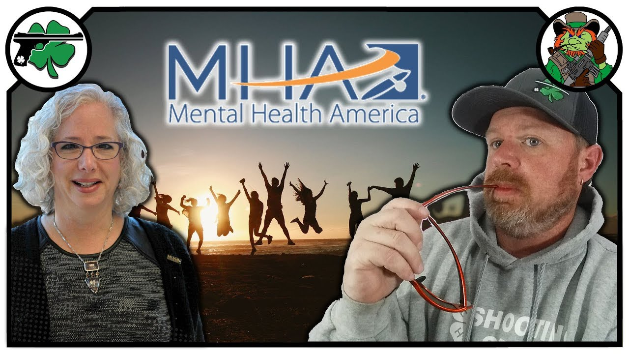 Fighting In The Open With Mental Health America