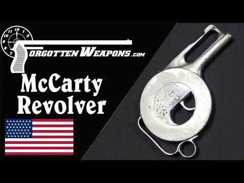 McCarty's Peculiar Revolver