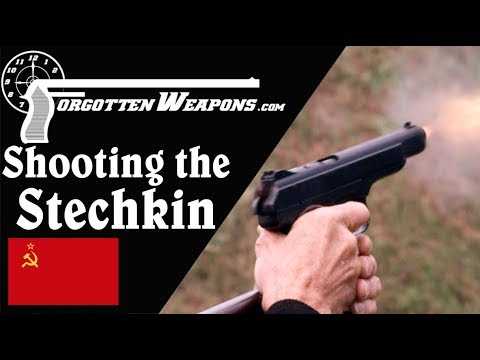 Shooting the Stechkin: How Does It Measure Up?