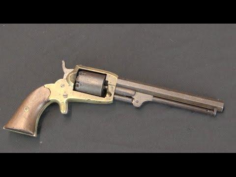 Confederate Cofer Revolver