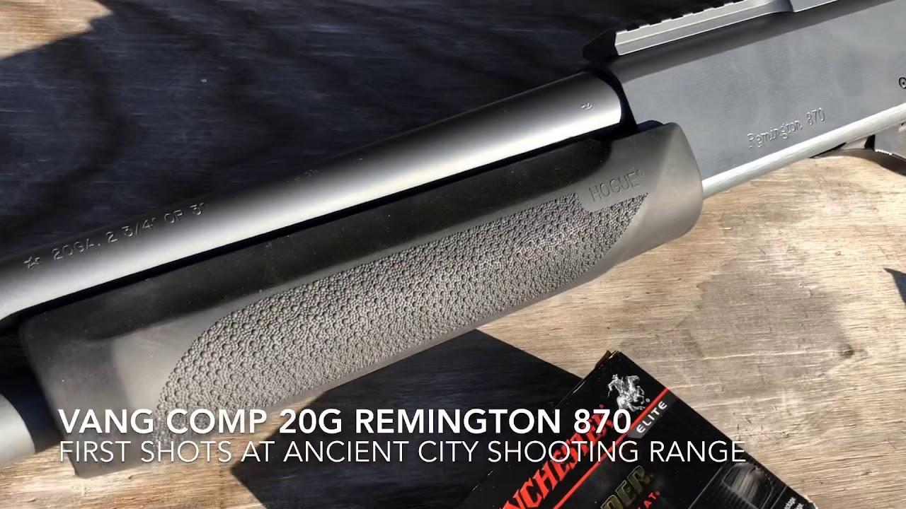 Vang Comp 20g Remington 870