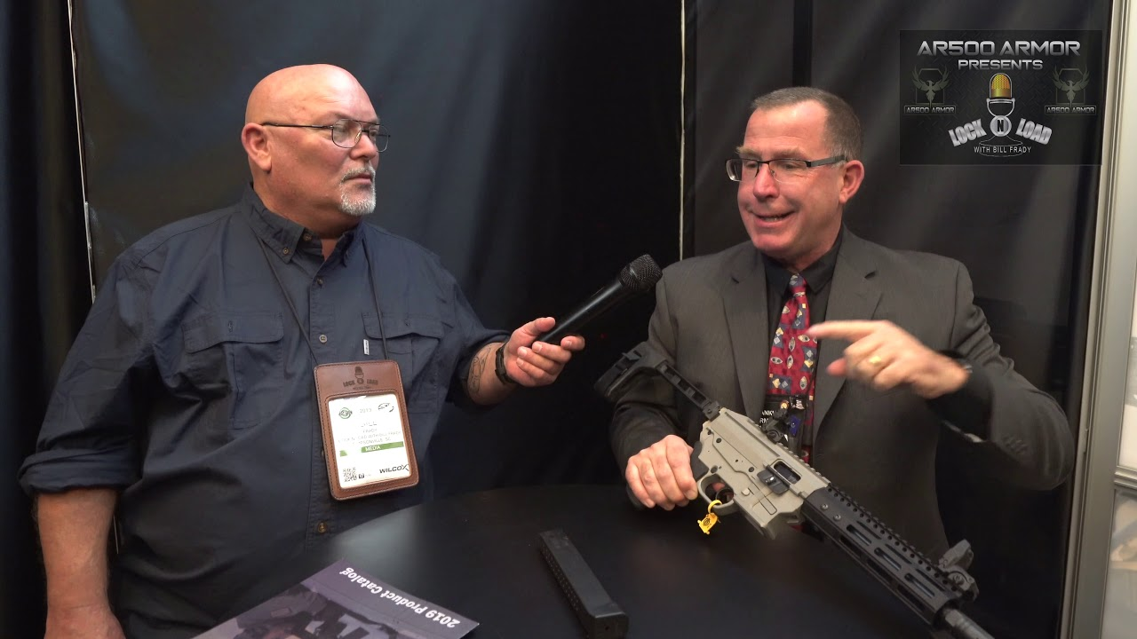 SHOTShow 2019 Franklin Armory