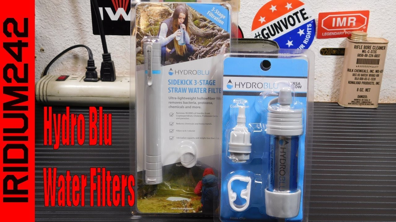 Hydro Blu Water Filters