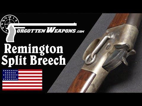 Remington Split Breech - Before It Was Famous