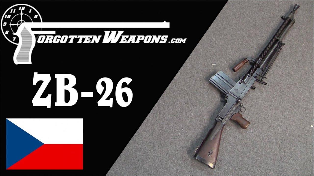 ZB26: The Best of the Light Machine Guns