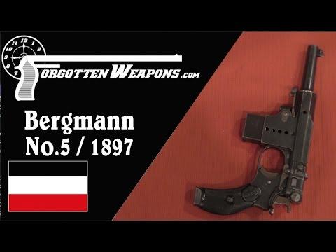 Bergmann No.5 / 1897