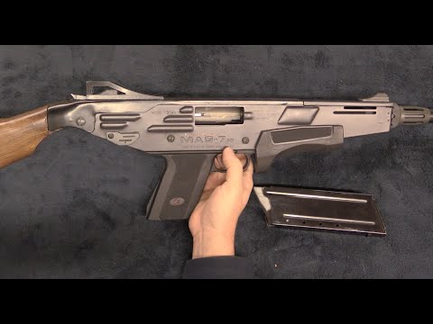 Techno Arms MAG-7: Shooting, History, & Disassembly