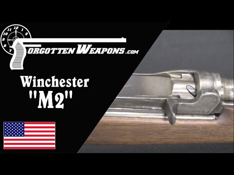 Winchester M2 Rifle