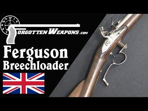 Durs Egg Ferguson - The Rifle That Didn't Shoot George Washington