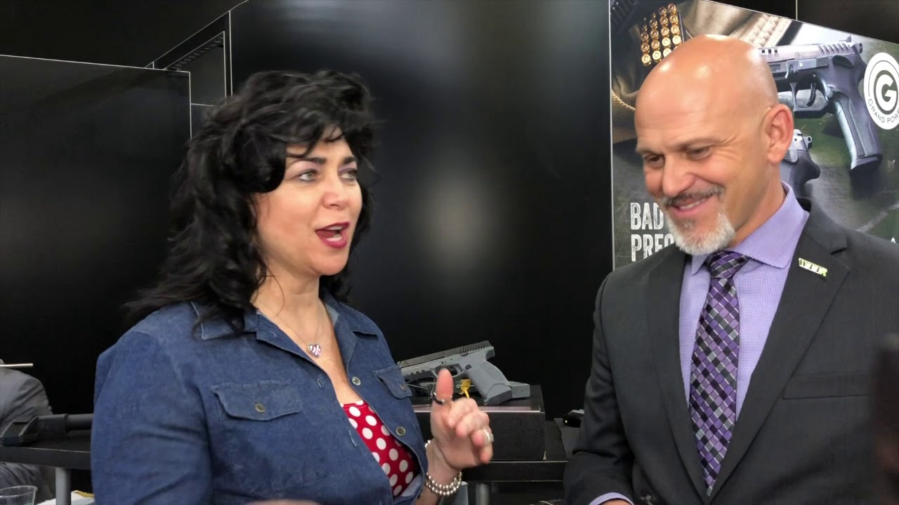 SHOT Show 2019 GFR Interview with Rob Pincus