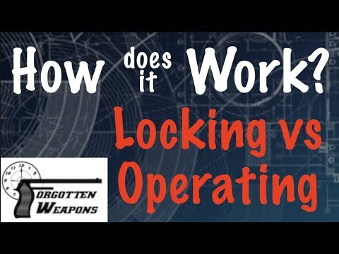 How Does it Work: Operating vs Locking Systems