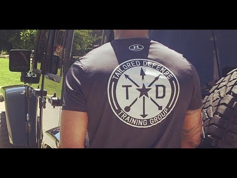 Firearms Training Central Interview with Tailored Defense Training Group
