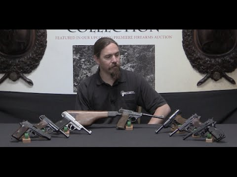 Walther P38 Development