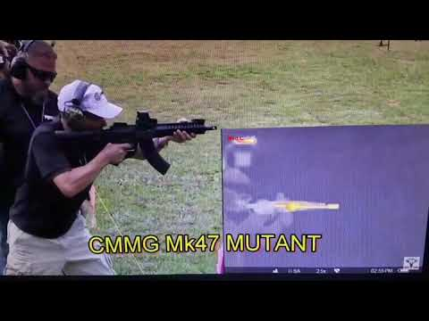 CMMG Mk47 Mutant and Thermal