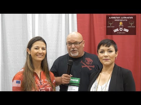 The Weaponized Woman NRA AM 2018 with Tatiana Whitlock and Christina Martin Nims