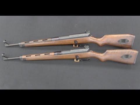 H&K SL-6 and SL-7 Rifles
