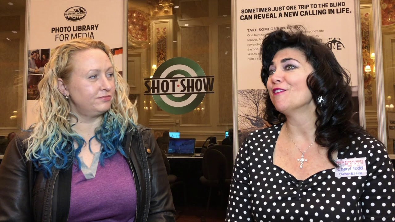 SHOT Show 2019 GFR Interview with Kat Ainsworth
