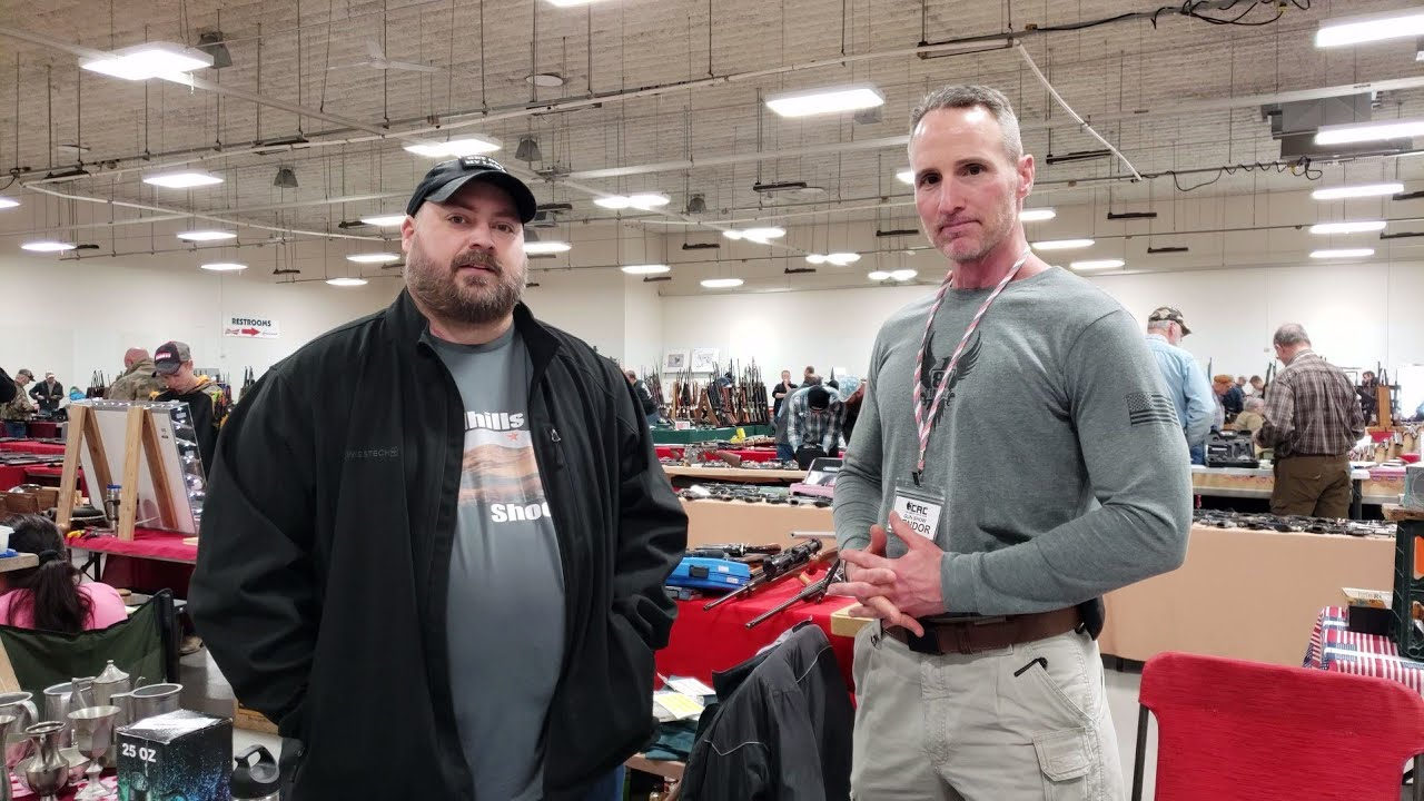 Gun Show Interview with Trey from NFOA