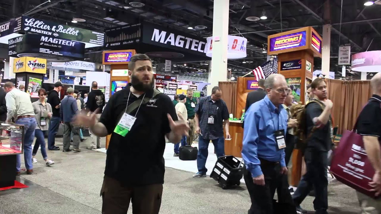 Welcome to SHOT Show 2015!