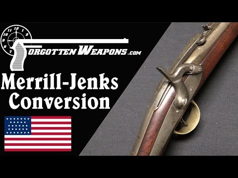 Merrill-Jenks Navy Carbine Conversion