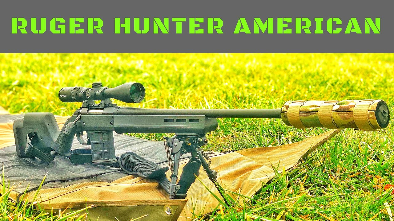Ruger American Build | Magpul Hunter American