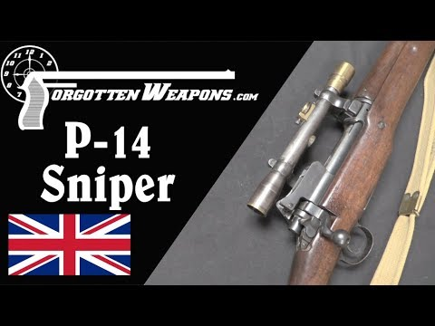 Pattern 14 MKI W (T) - The Best Sniper Rifle of World War One