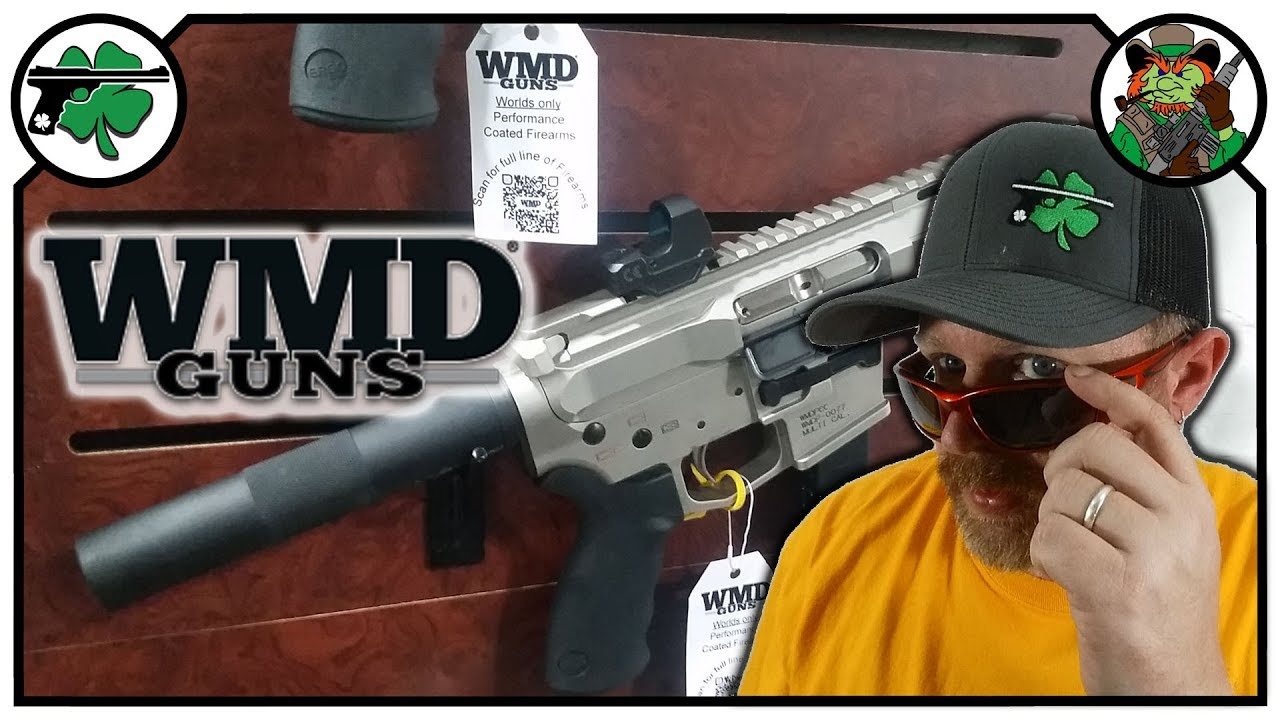 Firearm Coating Technology With WMD Guns
