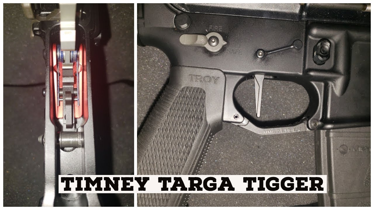 Timney Targa Two Stage Trigger.  Is it worth it?