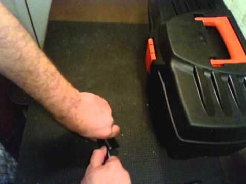 Removing Glock Magazine Baseplates
