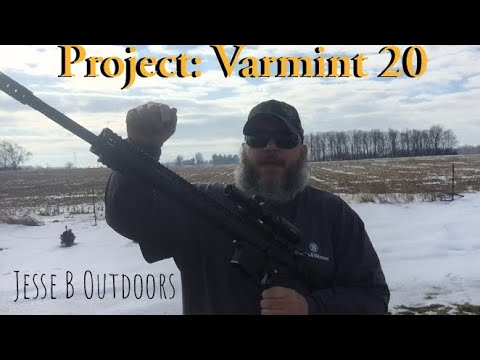 Project: Varmint 20 (is it fixed?)