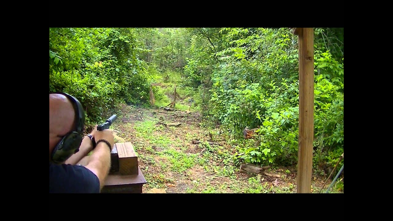 Glock 19 GEN 4 Extraction with a Mystic Suppressor