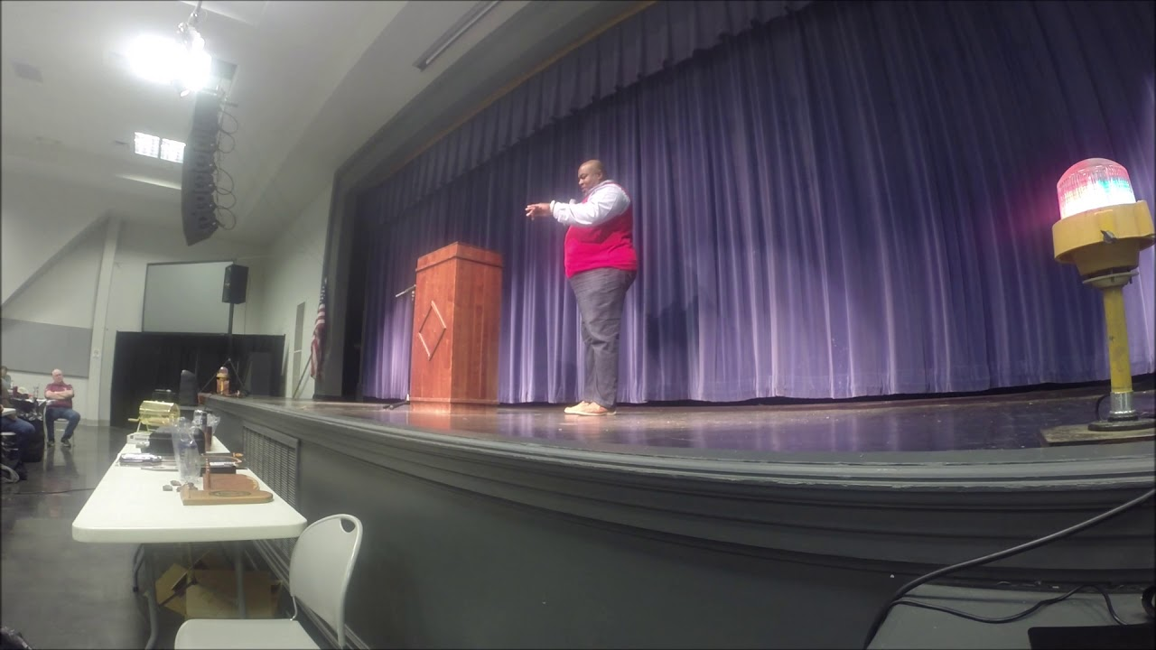 Mark Keith Robinson Speaking at BamaCarry Freedom Conference 2019