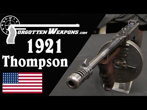 Thompson 1921: The Original Chicago Typewriter