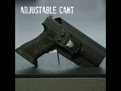 Kydex Concealed Carry Holster for Glock 17 - We The People Holsters