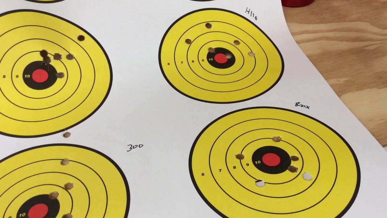 44mag at the range