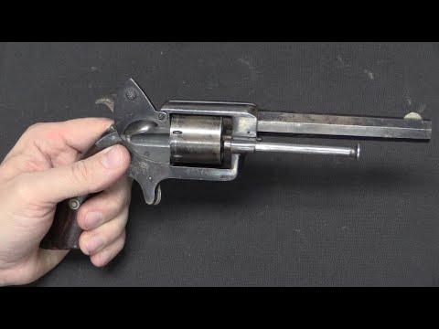 James Reid No.2 Revolver