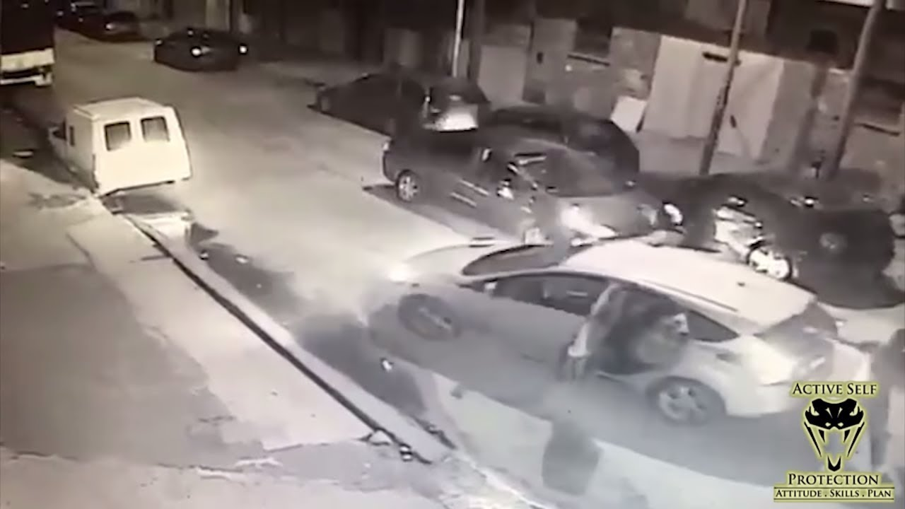 Off Duty Cop Wins the Day in Carjacking Attempt   Active Self Protection